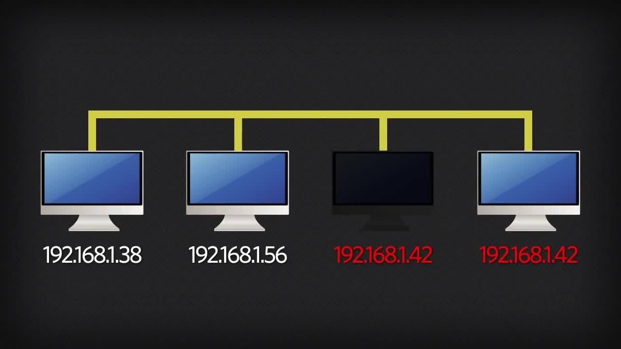 Rilevare un conflitto di indirizzi IPv4 in Linux